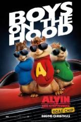 alvin road chimp